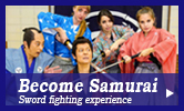 Become Samurai